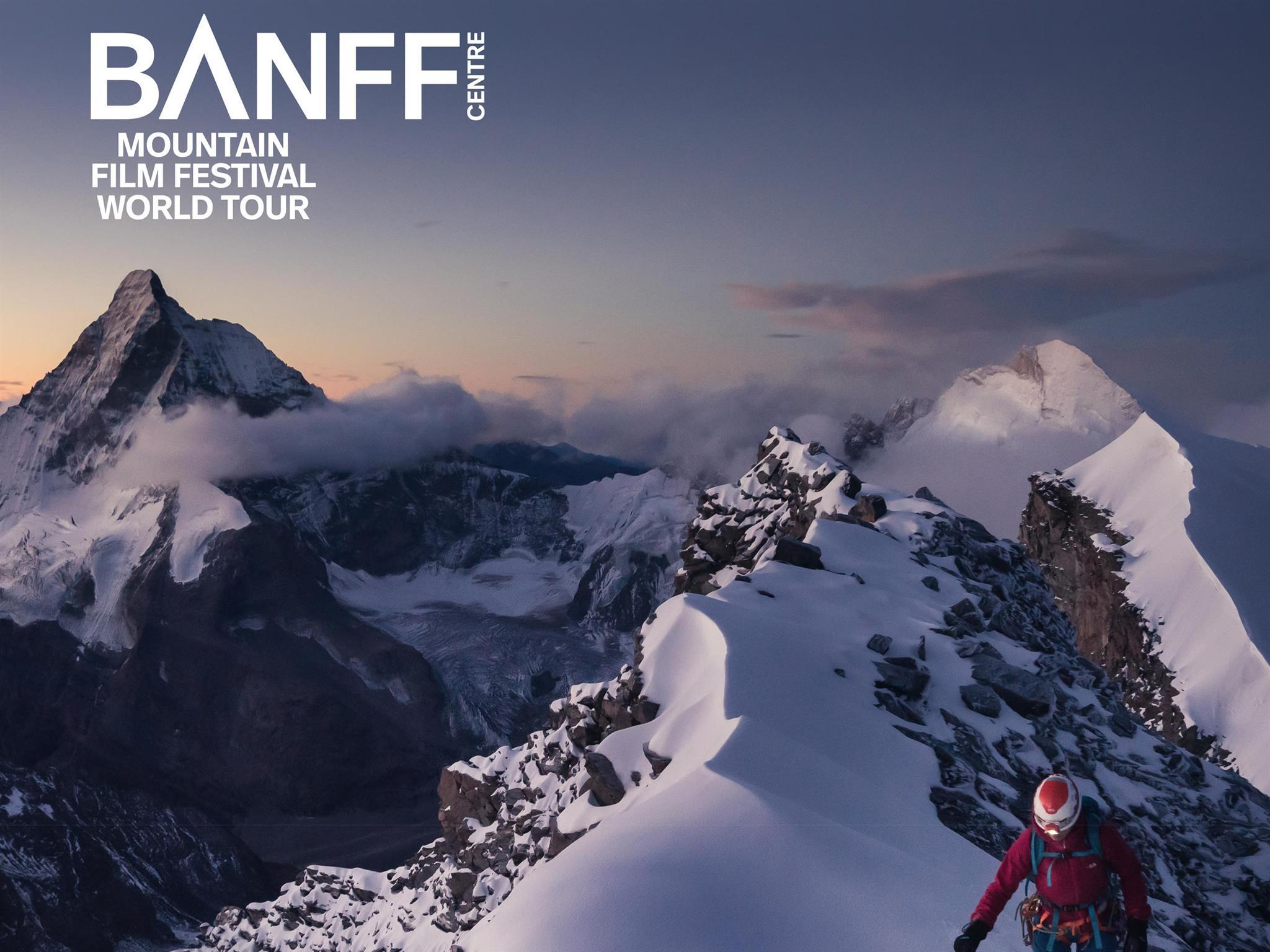 Banff Mountain Film and Book Festival – 2018